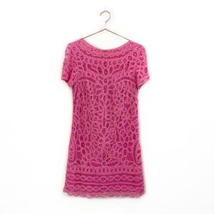 Lilly Pulitzer Marie Kate Lace Cotton Dress